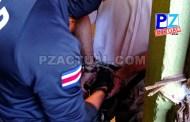 PCD da con uno de los principales vendedores de droga en Palmar Norte, gracias a denuncia efectuada al 1-1-7-6.