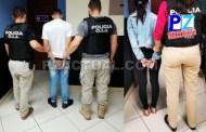 Dos personas fueron detenidas como sospechosas de homicidio en Garabito.