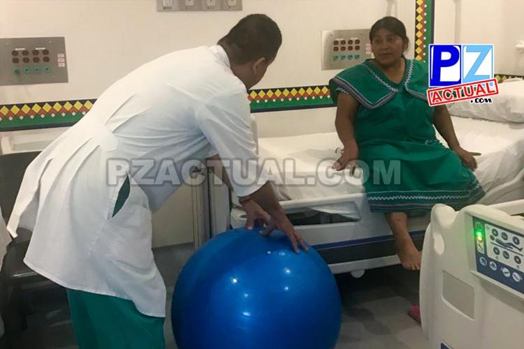 Hospital de San Vito transforma atención del parto y postparto.