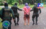 Policía de Fronteras aprehende a prófugo armado que era buscado por homicidio simple y maltrato.