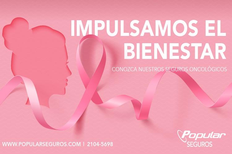 Popular Seguros ofrece pólizas especiales para la atención por diagnóstico de cáncer.