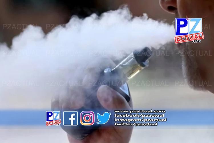 Alerta Sanitaria. Ministerio de Salud recomienda no utilizar vaporizadores.