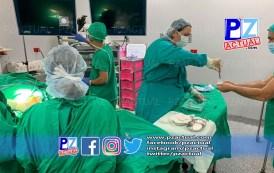 Hospital de Golfito hizo primera cirugía con equipo tan pequeño como la punta de un lápiz.