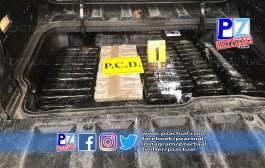 Detienen a sujetos que transportaban 200 kg de cocaína en Quepos.