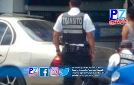 Policía de Tránsito comenzó a intensificar labores de control de cara al último bimestre del año.