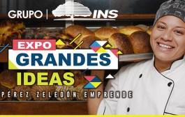 ¡Haga crecer su proyecto con la Expo Grandes Ideas Pérez Zeledón Emprende!