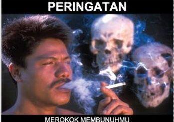 Iklan : Merokok Membunuhmu