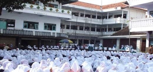 Pemilihan OSIS MA Zainul Hasan 1 Genggong