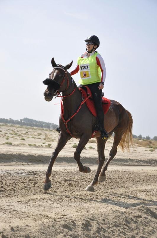 WERSACE - Bahrajn (SA), fot. prywatne zbiory zawodniczki
