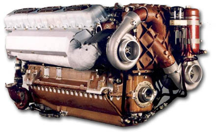 Motor S-1000
