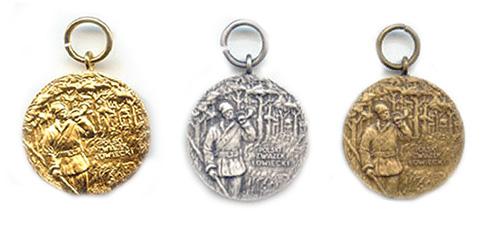 medal zaslugi lowieckiej