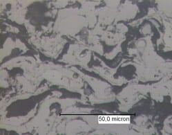 Plasma & metallic sprayed coating (Mo, Cu, Sn, Ni-Cr-Mo)