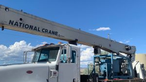 Used Crane Truck #106