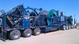 Coiled Tubing Unit