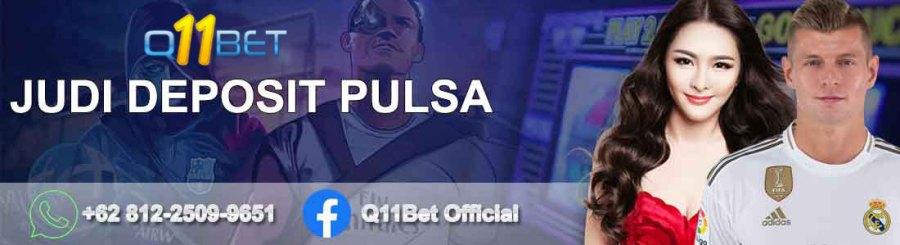 Daftar Situs Judi Bola dan Slot Online Bisa Deposit Via Pulsa 10 ribu
