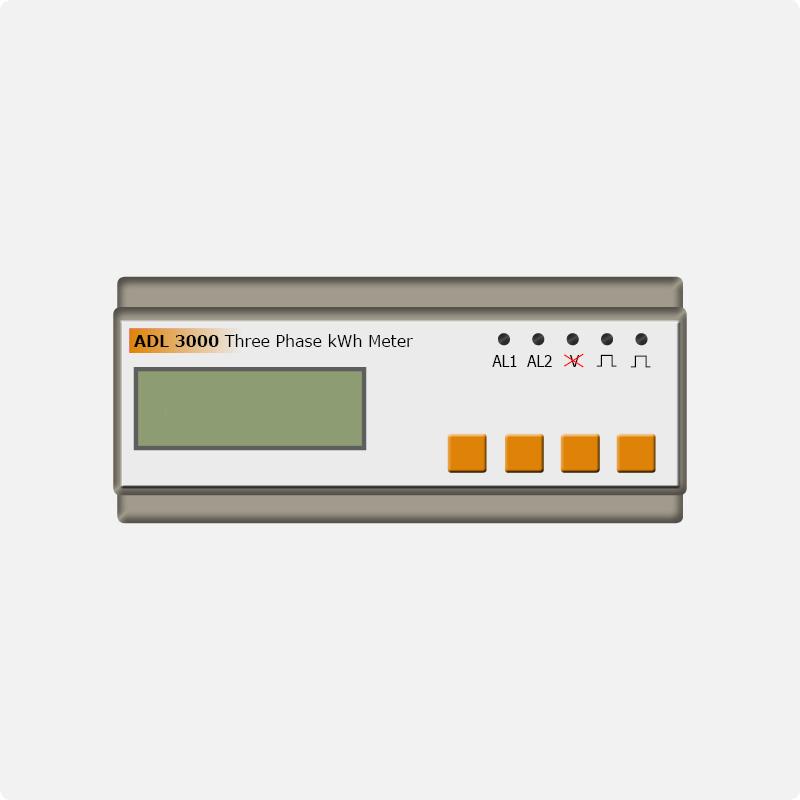 Grid Sensor ADL 3000 Zum Messen des Netzsaldo