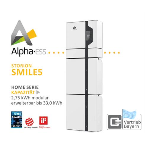 Alpha Storion Smile Vertrieb Bayern