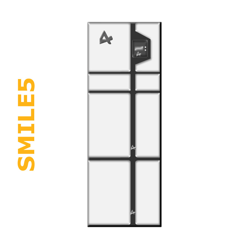 Übersicht Home Serie Alpha Smile5 Stromspeicher