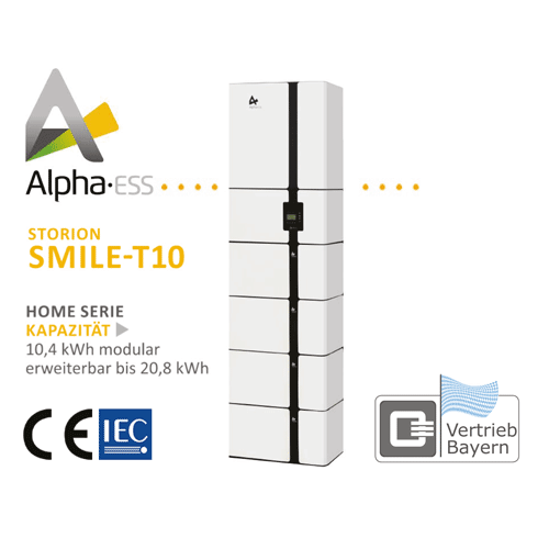 Alpha EES Storion Smile10 Vertrieb Bayern