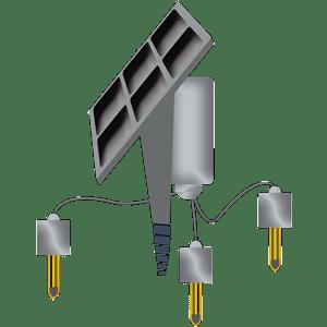 Feuchtesensor PV Modul