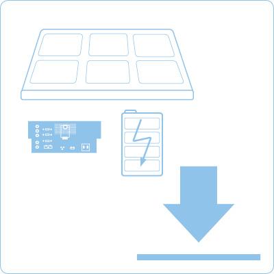 Downloadbereich autarke Stromversorgung