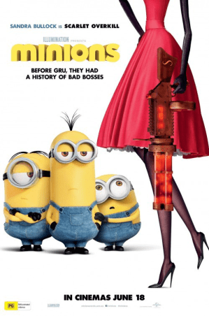 Q300 Movie Night - MInions