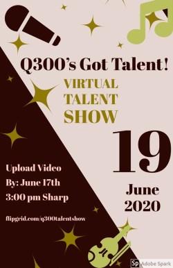 VirtualTalentShow2020Flyer