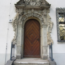 Wonderful Old Doorway