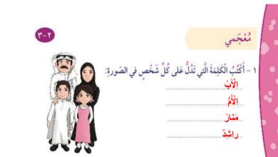 Photo of حل كتاب لغة عربية للصف الثاني اعداد حسين الغريب