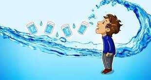 اعراض نقص الماء