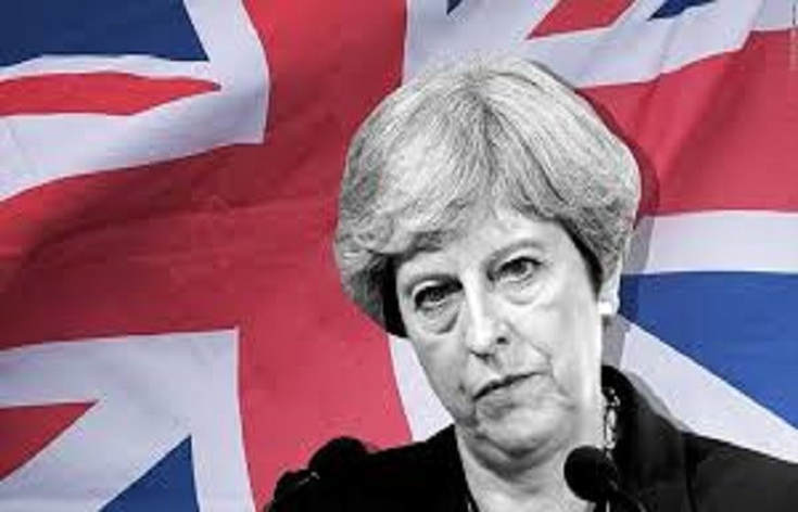 Image result for Theresa May and the Brexit mess