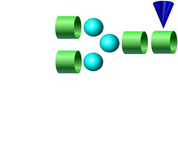 g0f glycan, also known as NGA2F