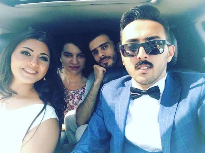 Nigar Yaqublu ilə Seymur Həzi nikaha girdi - Foto