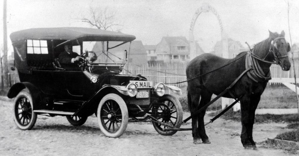 horse vs car pm w scrum