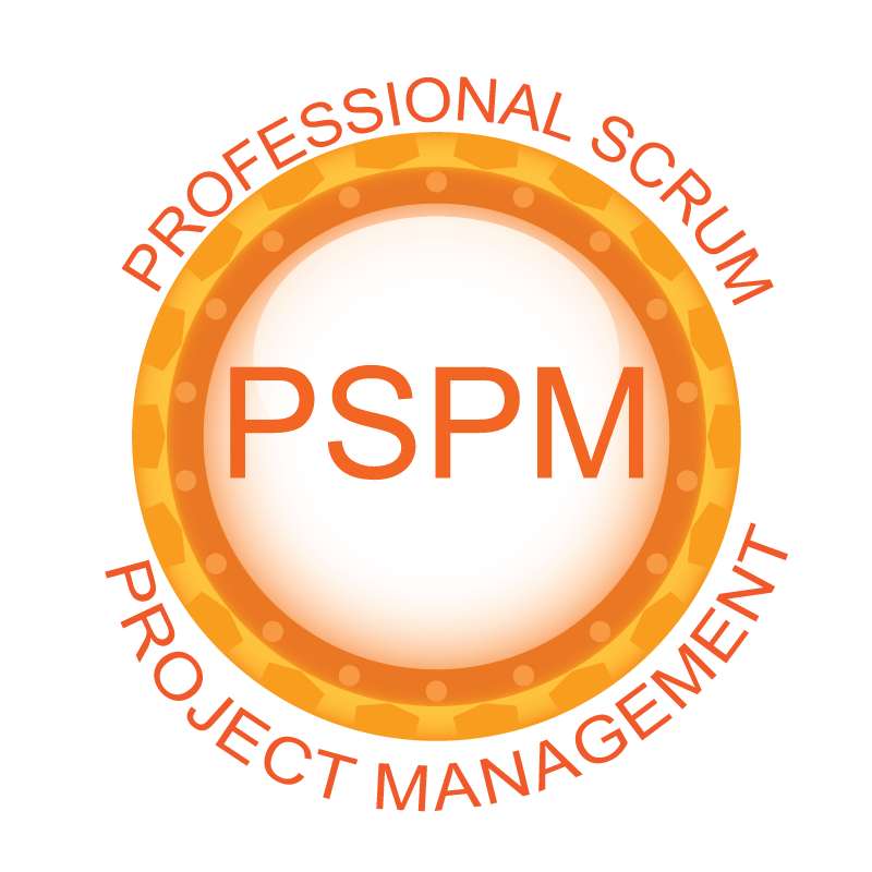 Professional Scrum Project Management logo