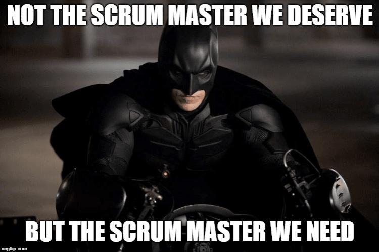 Scrum Master a Transformacja Agile