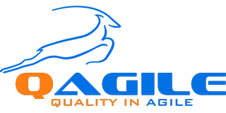 QAgile Jakosć w Agile LOGO