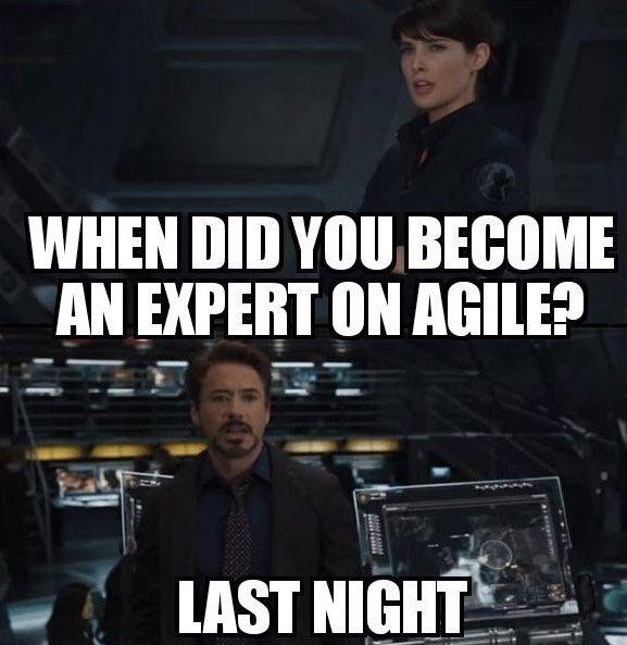 Agile Coach od wczoraj