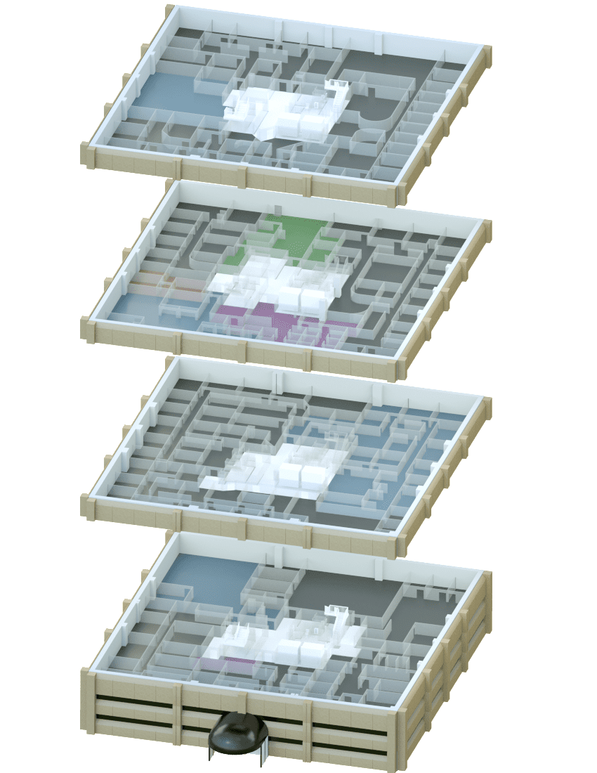 Stacked-3D-Floor-Plan