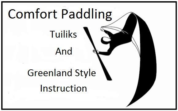 Comfort Paddling Logo