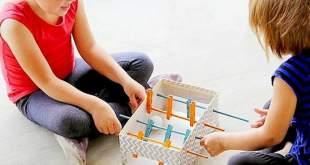 11 لعبة سهلة الصنع تبهر بها أطفالك