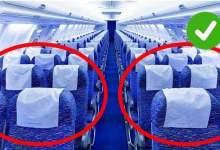 7 نصائح لرحلة مريحة على متن الطائرة