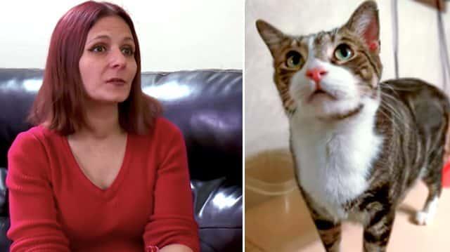 أنقذت قطا من الموت.. فرد لها الدين مع رضيعتها