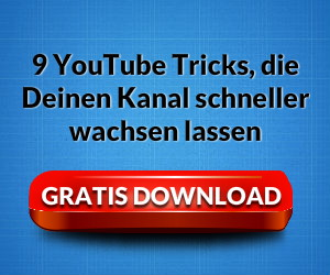 9 YouTube Tricks, die Deinen Kanal schneller wachsen lassen