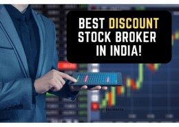 Which discount broker is best in India?