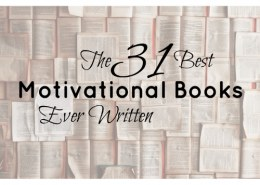 What one book that motivates you?