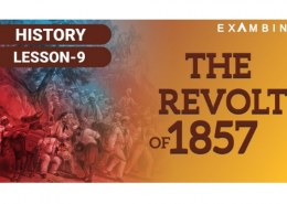 Revolt of 1857 started at which place?