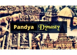 Where was the capital of Pandya dynasty situated?
