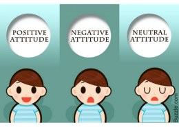 What is bad attitude?