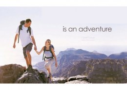 What is an adventure?